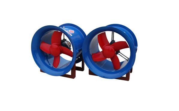 轴流通风机设备