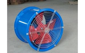 管道式轴流风机设备