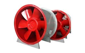 轴流式排烟风机